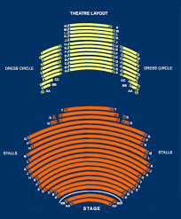 Crown Theatre Burswood Seating Chart Best Picture Of Chart