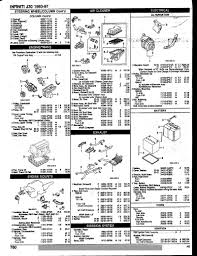 infiniti fx engine diagram infiniti wiring diagrams
