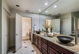 6 tags Contemporary Master Bathroom with Pattern Number: X2G7H7E7G5  Wallpaper, Juparana Persia Granite Countertop. cooljoyinseason  Home Design  Ideas