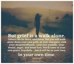 Grieving Quotes For Loved Ones