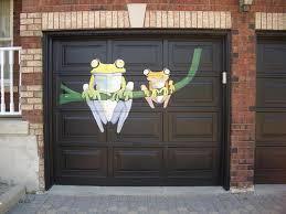 garage door artDoor Art in your Home  Tim and Olive