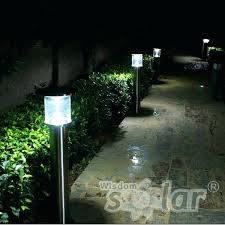 Chic Solar Powered Garden Wall Lights Solar Powered Wall Mount 2 Led Solar Powered Garden Lights