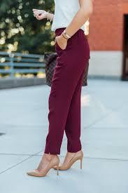 J Crew Resume Dress jcrew factory drapey pull on pants Archives A Gallon of Glitter 78