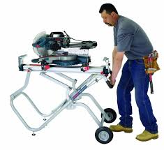 portable chop saw table. bosch t4b gravity-rise miter saw stand portable chop table b