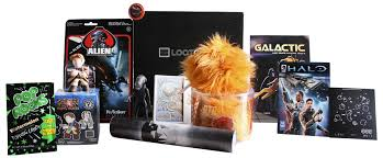 loot crate august 2016 rated