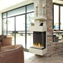 three sided gas fireplace outstanding 3 sided fireplace three sided fireplace future house living room 3 three sided gas fireplace