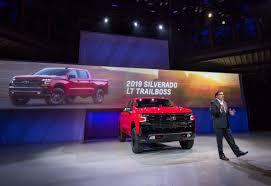 Chevrolet unveils all-new 2019 Silverado 1500 in Detroit