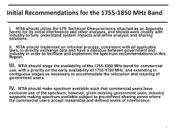 Csmac Search For 500 Mhz Working Group Ppt Download