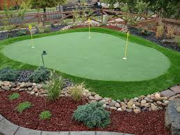 diy backyard putting green 95 best putting around in the yard images on
