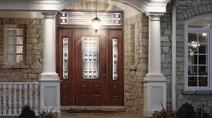 garage door arborBest Arbor Grove Fiberglass Entry Door in RI  MA