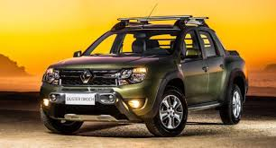 renault oroch 2018. simple 2018 2017 renault duster oroch pickup truck  front and renault oroch 2018 o