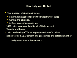 italian and german unification  12