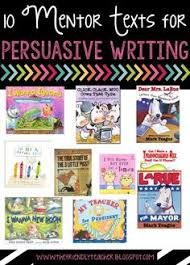 writing mentor texts informational writing mentor texts  i am beyond passionate about writing i truly believe that writing is the corner stone
