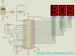 digital temperature indicator circuits4you com Digital Temperature Controller Circuit Diagram we have designed basic 99 9mv dc voltmeter using design steps given in data sheets it displays 3 digits i e 99 9mv maximum actually icl7107 have 3 and digital temperature controller using thermocouple circuit diagram