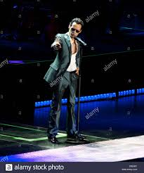 marc anthony performing live in concert at madison square garden new york usa 10 09 10