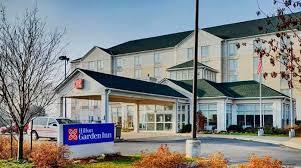 hilton garden inn kitchener cambridge hotel on canada hotel exterior