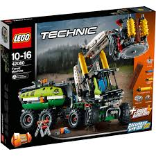 Lego Technic Forest Machine 42080 Big W