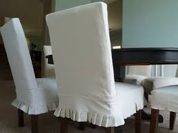 charming parsons chair slipcover pattern and dining room chair slipcovers pattern