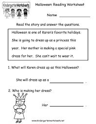 Free Printable Kindergarteneading Comprehension Worksheets For 2nd ...
