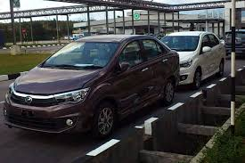 perodua new release carUPDATE Perodua Could This Be An Image Of The New Perodua Sedan