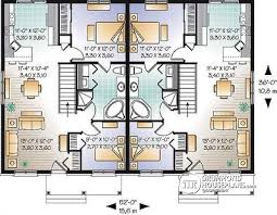 Semi House Plans Home Picture Database