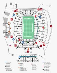 Commonwealth Stadium Seating Chart Hokietickets Com