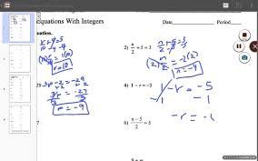 solving one step variable equations worksheet tessshlo multi variables on both sides no negative worksheet two step equations worksheet with answers