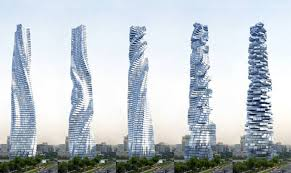 architectural drawings of skyscrapers. The Dynamic Tower In Dubai Architectural Drawings Of Skyscrapers T