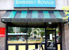 Coffee shop in boston, massachusetts. Comm Ave S Espresso Royale To Become Pavement Coffee House Fenway Ma Patch