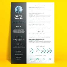 Modern Resume Design – Armni.co