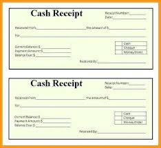 15 Template For A Receipt Of Payment Proposal Review