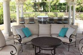 luxury outdoor furniture from backyard