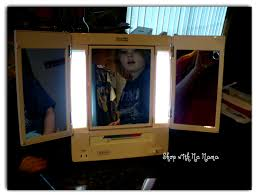 Jerdon Deluxe Lighted Makeup Mirror Jerdon Tri Fold Lighted Mirror Review Shop With Me Mama