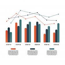 Bar Chart Demo Bar Chart Graph Diagram Statistical Business Infographic