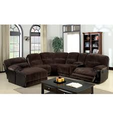 The Living Room Furniture Glasgow Furniture Of America Glasgow Motion Sectional The Mine