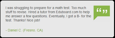 get quality help math when you need it  customer testimonial on math tutoring