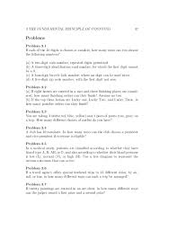Fundamental-counting-principle-worksheet & Problem 1: Using The ...