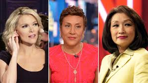 the plicated history behind the hair and makeup of female news anchors