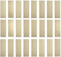 made to measure replacement bedroom doors