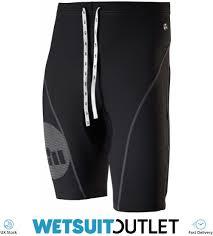 2017 Gill Pro Impact Shorts Black 4446