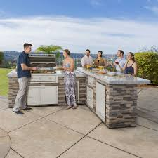 sedona by lynx ready to finish bbq island with 30 inch sedona grill with rotisserie l5000