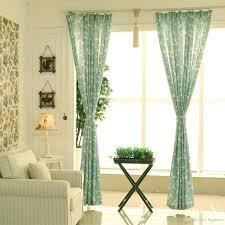 Großhandel Fenster Vorhang Für Küche Wohnzimmer Schlafzimmer Floral