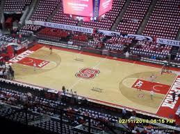 Rbc Center Seating Chart Nc State Basketball Pnc Arena Section 338 Nc State Basketball Rateyourseats Com