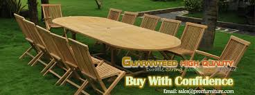 teak garden furniture manufacturer and producers from central java indonesia