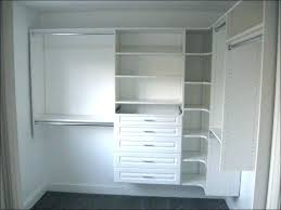 building a closet in a bedroom medium size of cost to build closet how to finish