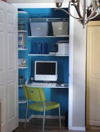 small closet office ideas. Office In A Closet Design. Full Size Of Office:office Design Ideas, Small Ideas T
