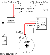 novaresource remote starter solenoid installation alternate method alternate method