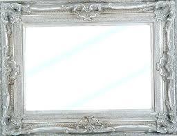30 inch round mirror inch round mirror black and silver framed mirror home design ideas with