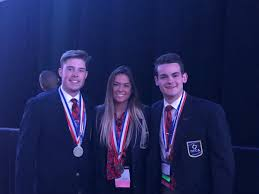 "Hartland DECA on Twitter: ""Huge congratulations to Mitchell Cotten, Jessica  Barnes and Alan Wheat - Top 10 in the world for Sports and Entertainment  Operations Research! #hartlandpride… https://t.co/bIgbDffbO8"""