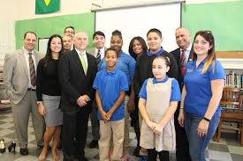 our people burns latino studies academy students win aetna s  burns hispanic heritage essay group